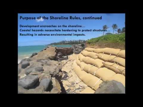 Maui Beach Erosion - Kahana Bay: Erosion Mitigation Through Regional Beach Nourishment