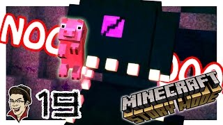 Can You Save Reuben? - Minecraft : Story Mode #19 (Episode 4 FINALE)