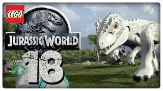 Let's Play LEGO JURASSIC WORLD Part 18: Flucht in der Gyrosphäre