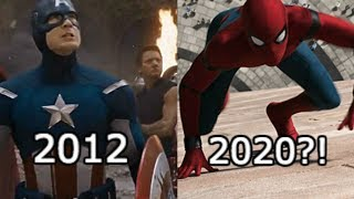 How Spider-Man: Homecoming Breaks The MCU Timeline