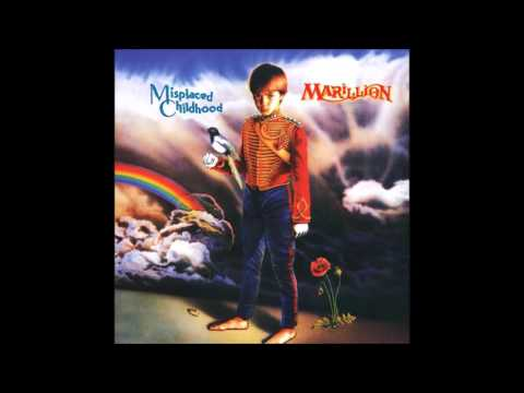 Marillion Misplaced Childhood Side A