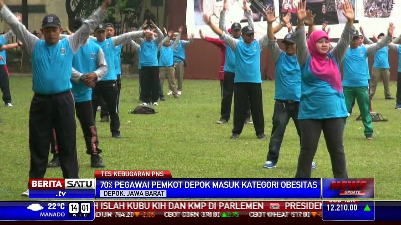 Bocah 10 tahun penderita Obesitas di Cipurwasari, Krawang, Jawa Barat