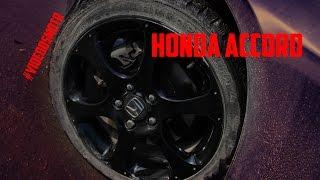 Авто за пол миллиона. Honda Accord 7-е поколение.