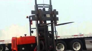 1996 Moffett Forklift