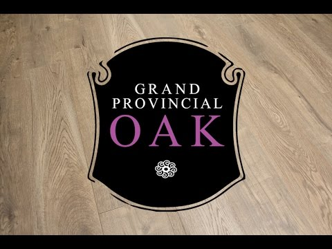 Grand Provincial Oak Video