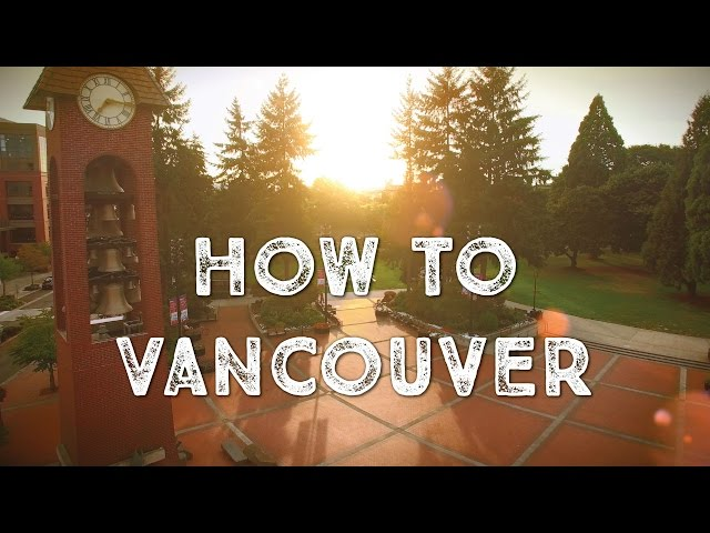 How to Vancouver