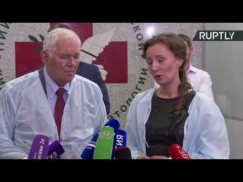 Врачи детской клиники имени Рошаля рассказывают о состоянии избитой ингушской девочки