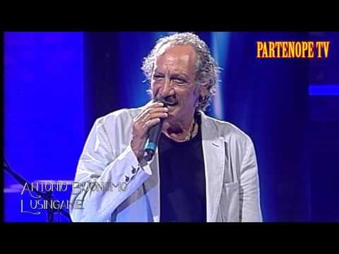"""Antonio Buonomo """" Lusingame """" Ricordando Mauro Caputo. Regia. Enzo De Vito"""
