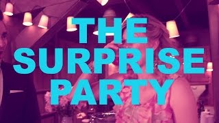 inside schitt s creek the surprise party