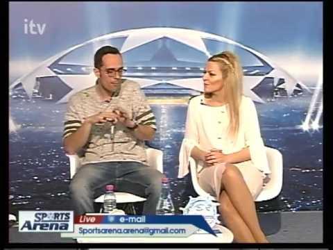 Sports Arena ITV 13.03.17_Αμπελόκηποι
