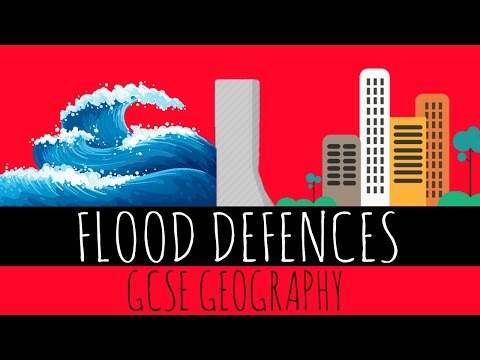 Flood Defences - How Effective Are These Flood Defences? - GCSE Geography