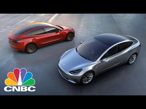 Tesla Self-Driving Hardware To Be Available In All Cars | CNBC