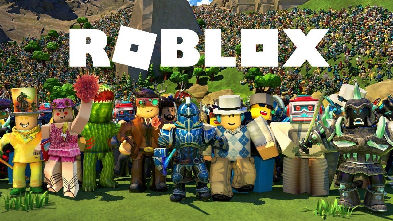 Играем в Roblox! С подписчиками!