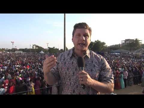 Mwanza, Tanzania Gospel Crusade night 1 report
