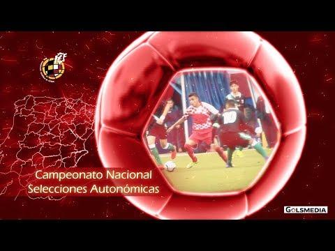 DIRECTO I BALEARES-CANARIAS Semifinal Campeonato España 2017 Sel Autonómicas  Sub 16 Masculino