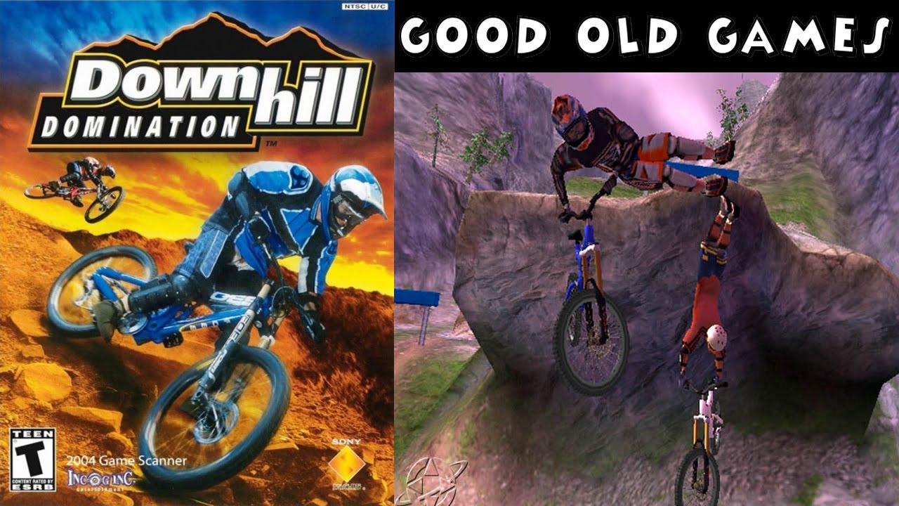 Downhill Domination Gameplay & Comments PS2 HD 2003