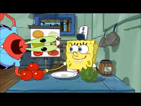 Spongebob 4D Ride but its Sped Up