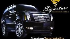 Signature Transportation Limo Service Newark Airport New Jersey EWR NJ