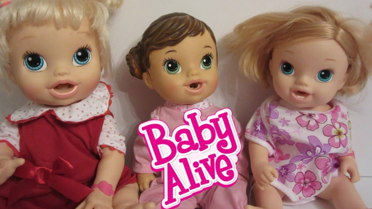 Baby Alive Doll Fashion Show You Amp Me Clothes Youtube