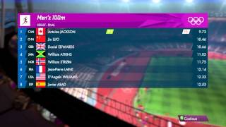 London 2012 The Official Video Game of the Olympic Games Athletic Gameplay [ PC HD ]