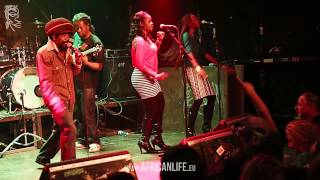 Cocoa Tea, 19.12.2013, Flex, Vienna, Video 1