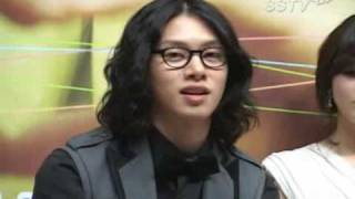 [SSTV]100322 $B$ Radio Love FM Press Con - Heechul