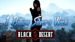 BDO - How to Make 1 Billion Silver a Week