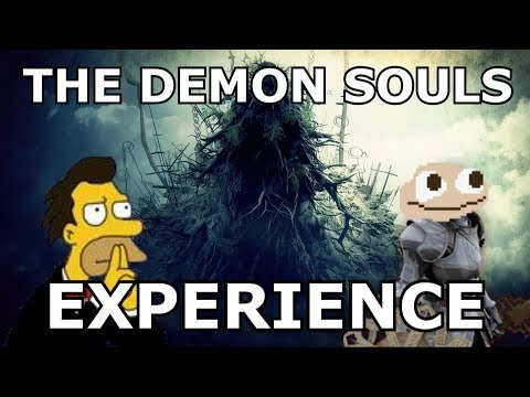 THE DEMON SOULS EXPERIENCE