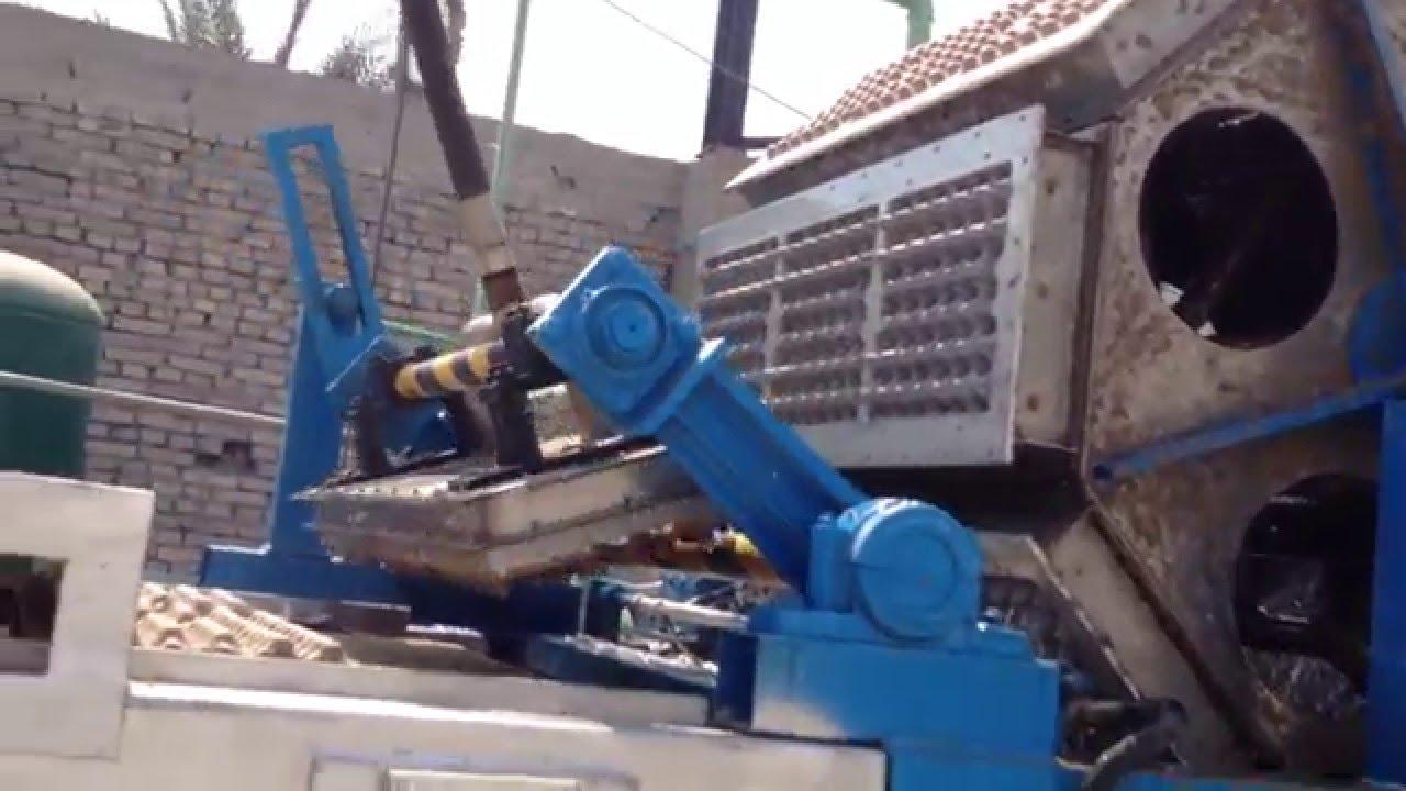 Machine de fabrication de plateaux d 39 ufs alv oles - Machine de fabrication de treillis a souder ...
