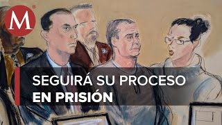 Genaro García Luna se queda sin dos posibles avales para pagar fianza en EU