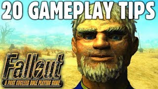 20 Helpful Gameplay Tips, Hints & Tricks - Fallout 1