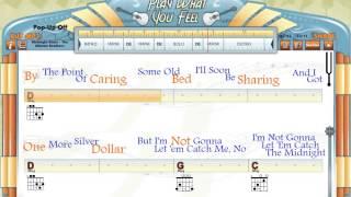 Midnight Rider - The Allman Brothers - Guitaraoke - www.playwhatyoufeel.com