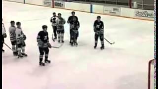 Хоккей Шон Скинер Тренировка, Обучение