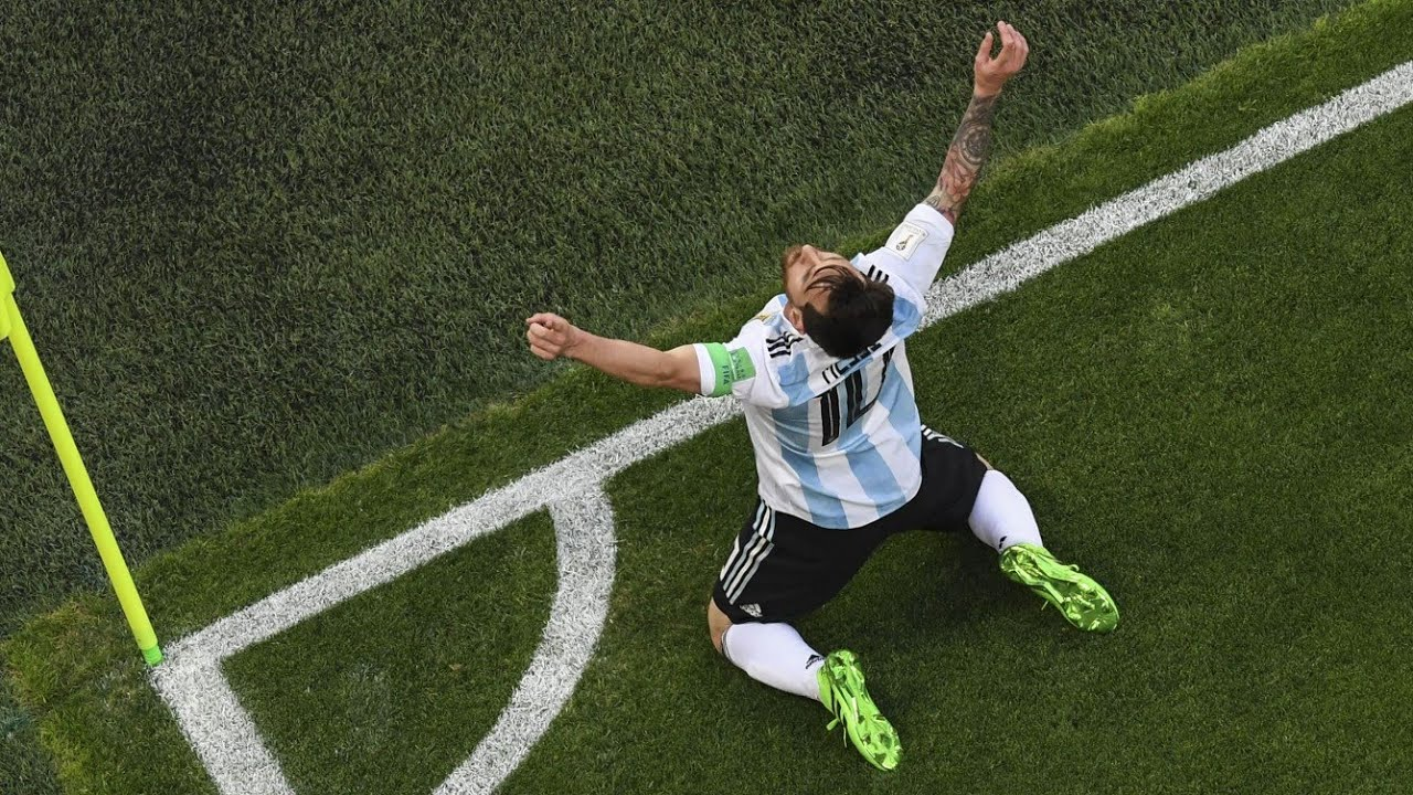 Download WHAT IS MESSI'S PROBLEM? | ARGENTINA 2-1 NIGERIA | WORLD CUP MATCH REACTION