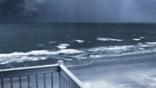 Repeat youtube video Loud and Heavy Rain and Wind Sounds | Tropical Storm Hurricane Typhoon Cyclone Storm Sounds