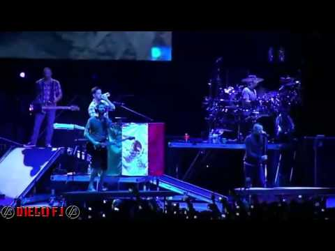 Linkin Park Arena Cd. De Mexico [Concierto Completo Audio Original]