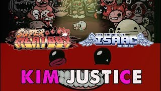 Super Meat Boy + The Binding of Isaac: Ed McMillen's Modern Classics - Kim Justice