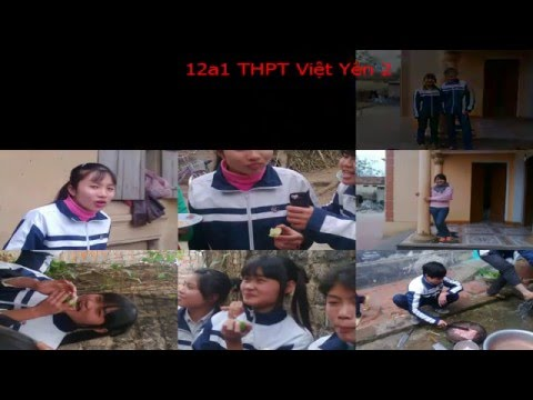 THPT Việt Yên Số 2 Bắc Giang