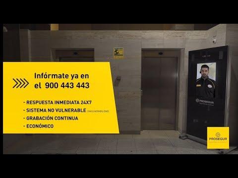 ESPAÑA - Prosegur Ojo De Halcón