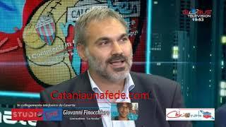 Giovanni Finocchiaro Casertana- Catania una partita di sofferenza
