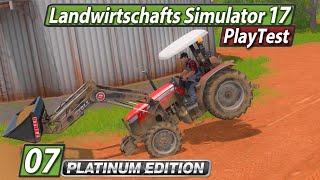 LS17 Platinum PlayTest 🚜 Verkauf und neuer Stara ► #7 Landwirtschafts Simulator 17 deutsch