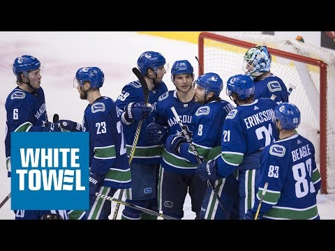 Playoff chase a bonus for young Canucks team | White Towel | The Province