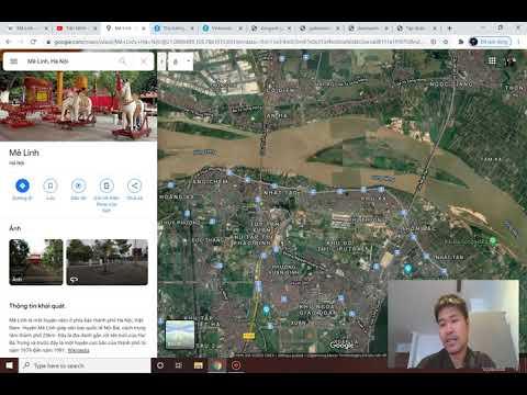 [CƠ HỘI ĐẦU TƯ ] Bất Động Sản Huyện Mê Linh – Hà Nội 2021-2025 | Trần Minh BĐS
