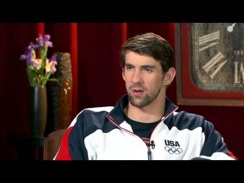 Michael Phelps on Michael Jordan
