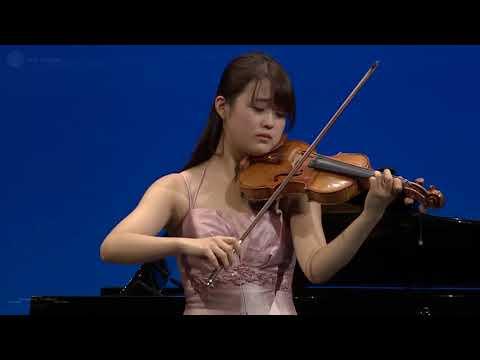 Risako Oshima   Bartok World competition 2017 violin, Preliminary