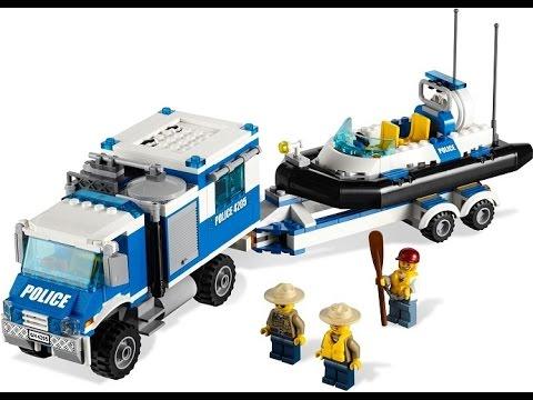 Lego voitures de police dessin anim pour les enfants youtube - Voiture police dessin anime ...