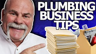 Plumbing Business Tips From a Plumbing Company Owner