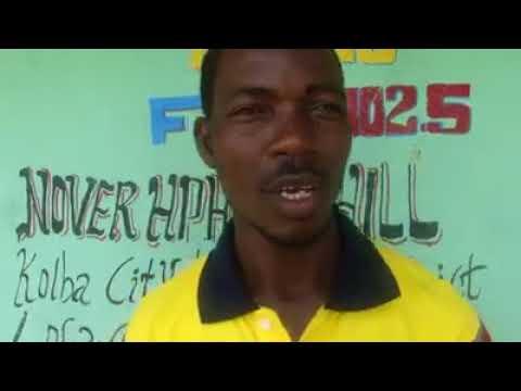Liberia: Radio Harleygnee - Station Manager Sannoh Testimonial