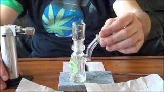 How To - Use Cannabis Concentrates in a Dabbing Rig