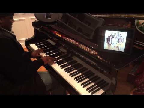 Silk - Lose Control (Piano Cover)